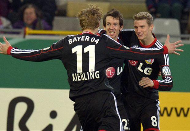 German joy for Australia forward