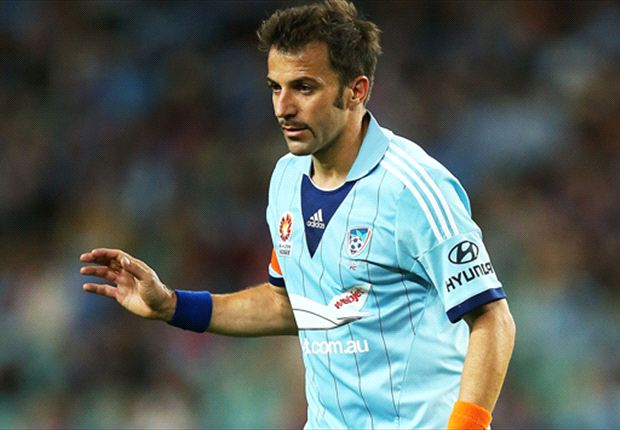 Del Piero: Juventus return a possibility