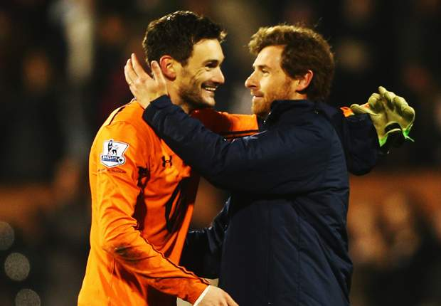 Villas-Boas hails Lloris after narrow Tottenham win