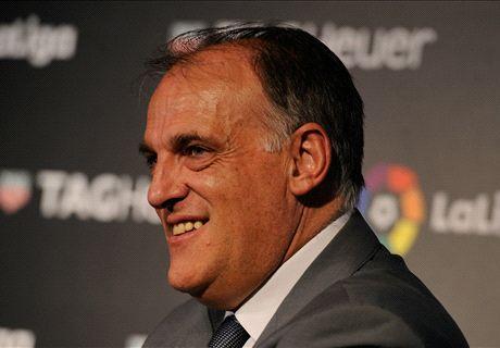 El Barça retira la confianza a Tebas