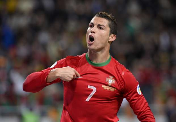 Ronaldo dreaming of World Cup glory