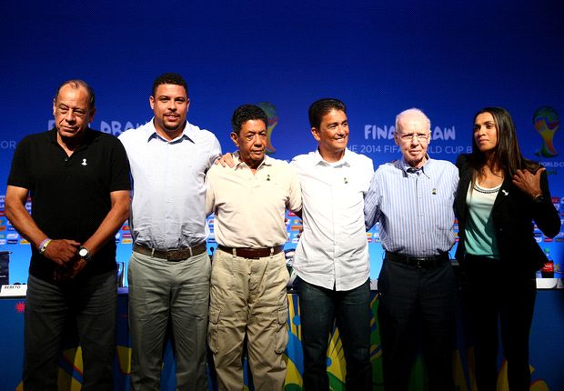 Zagallo: World Cup 2014 is Brazil's big chance