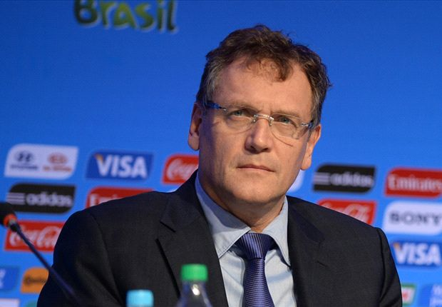 """Der FIFA-""""General"""" Jerome Valcke glaubt an eine Fertigstellung nach Plan"""