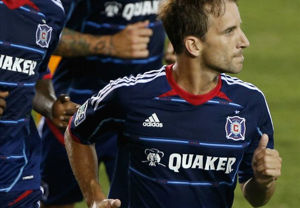 Chicago Fire forward Mike Magee wins MLS MVP