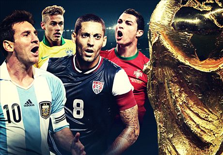 LIVE: World Cup Draw