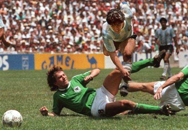 Argentina en las finales mundiales