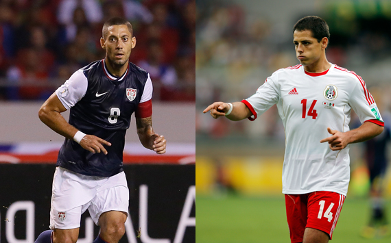 The best of the USA-Mexico rivalry