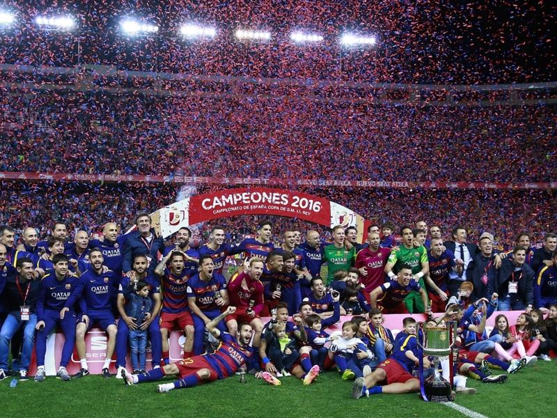 Le tirage de la Coupe du Roi clément pour le Barça, le Real et l'Atlético