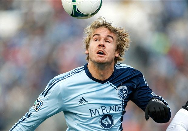 Sporting KC defender Myers out for season