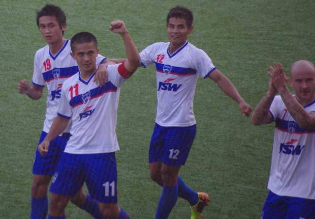 Churchill Brothers SC 1-3 Bengaluru FC: Chhetri's brace keeps Westwood's troops on top