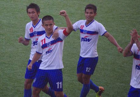 Sunil Chhetri: 'It will be a great achievement for Indian football'