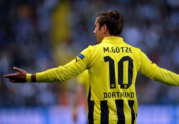 Mario Götze y cómo Pep Guardiola logró que se fuera al eterno rival