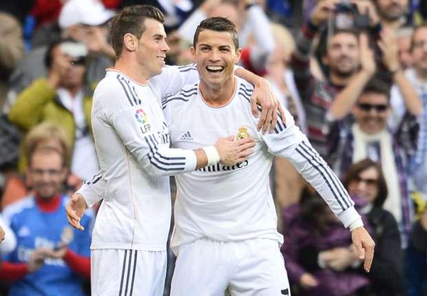 Ronaldo: Bale is doing amazing