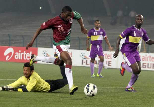 Mohun Bagan 4-0 United SC: Dream debut for Christopher as Mariners sink the Purple Brigade