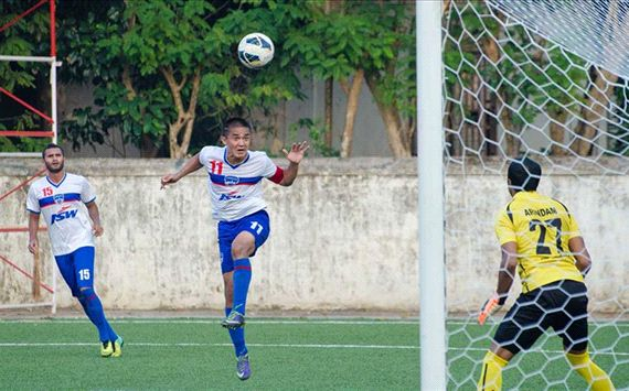 Chhetri brace keeps Bengaluru on top