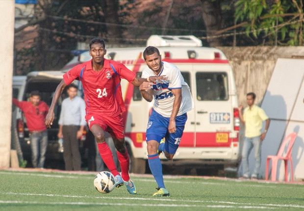 Bengaluru FC are on a high in their maiden season