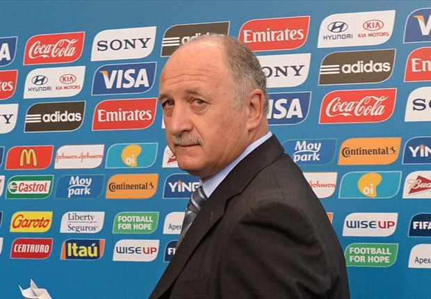 Scolari named among elite coaches
