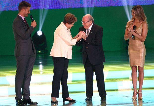Blatter heeft respect Van Hanegem nu echt verloren