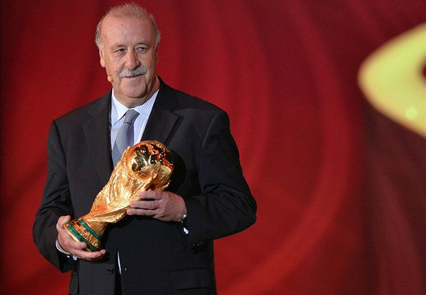Vicente del Bosque: Cristiano Ronaldo y Lionel Messi no han ganado nada con sus selecciones