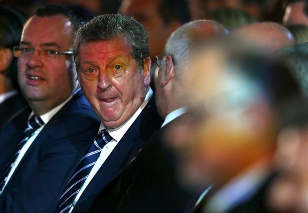 England boss Hodgson wary of 'tough' World Cup draw