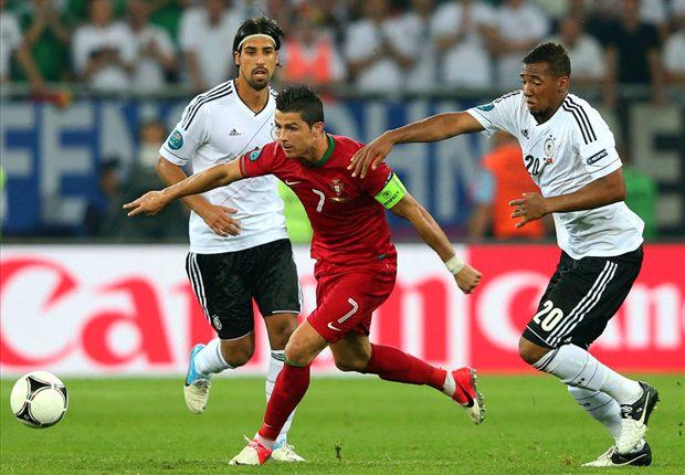 Auch vor zwei Jahren der Auftakt für Deutschland und Portugal