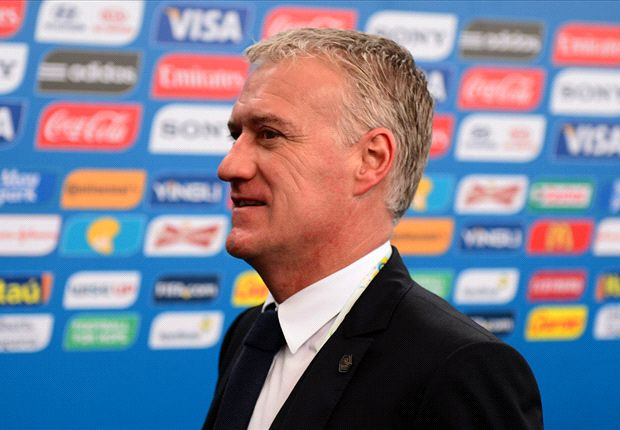 Deschamps: France will not win the World Cup