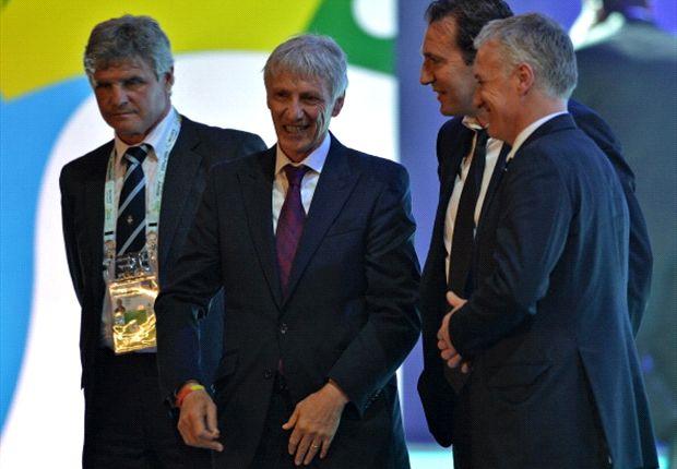 """José Pekerman destacó a sus rivales y avisó que """"no hay candidatos""""."""