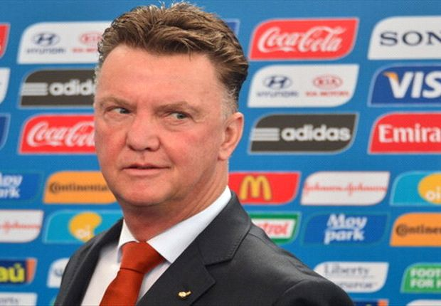 Van Gaal: Netherlands a World Cup outsider