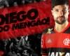Diego Ribas ficha por el Flamengo
