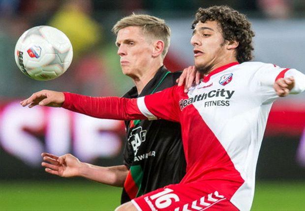 FC Utrecht dankt Ruiter bij winst op NEC