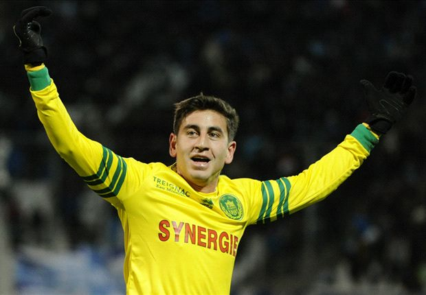 Bedoya lifts Nantes over Marseille