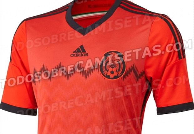 Revelan el jersey alternativo de México para el Mundial
