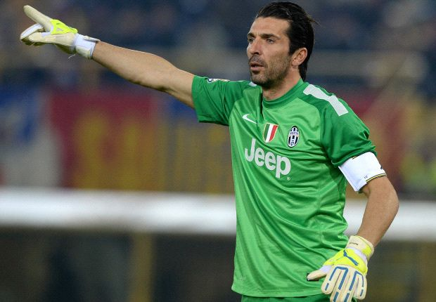 Buffon calls for 'severe' punishments for racism
