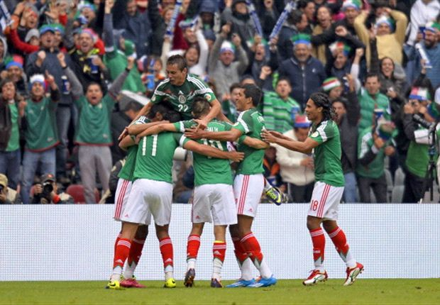 Mexico set to face Nigeria in March friendly