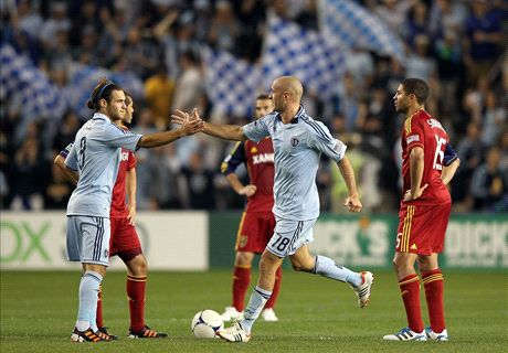 LIVE: Sporting KC 0-0 Real Salt Lake