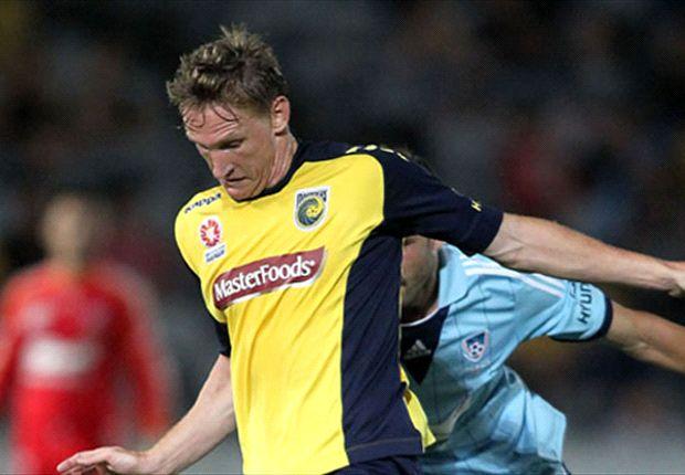 Central Coast Mariners 1-0 Sydney FC: Mariners end Sydney's winning run