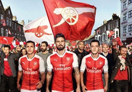 VIDEO: Temui Fans Arsenal Yang Selalu Bising!