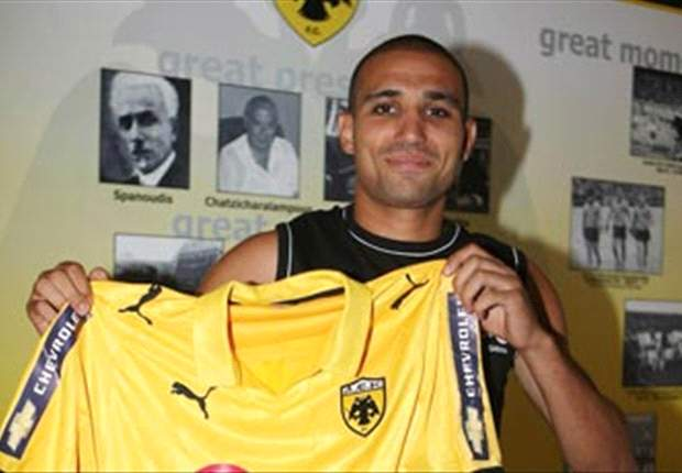 Official: AEK Sign Djebbour, Kone Leaves