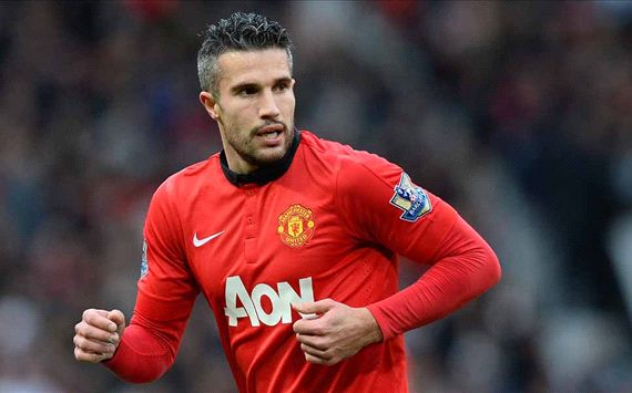 RVP injury leaves United reeling
