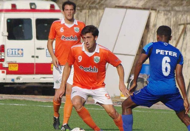 Sporting Clube de Goa 1-0 Dempo SC: Karpeh's penalty seals victory for the Flaming Oranje