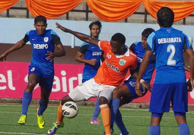 Sporting Goa climb second in the standings