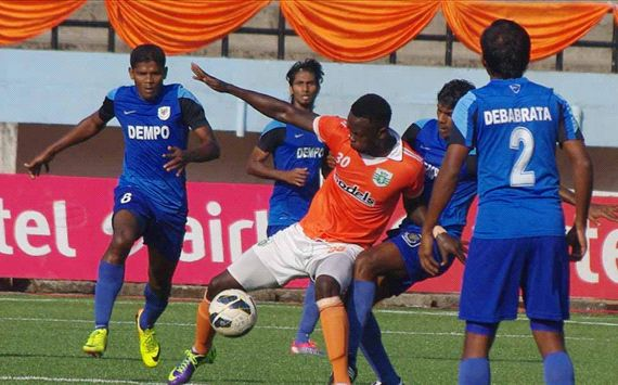 Sporting Goa edge past Dempo