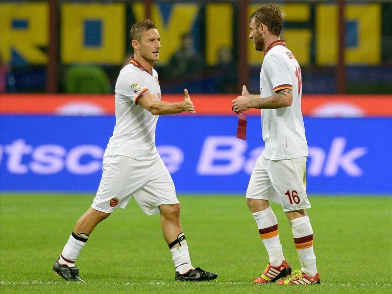 Roma-Lazio : Après la retraite de Francesco Totti, l'héritage de l'esprit romain en question