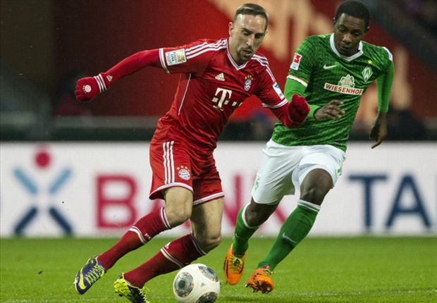 Bundesliga Team of the Week: Ribery features as Bayern & Leverkusen dominate