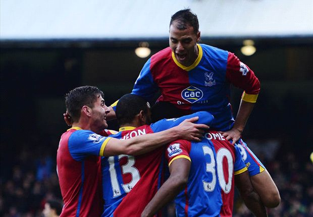 Crystal Palace 2-0 Cardiff City: Jerome & Chamakh maintain stunning start for Pulis