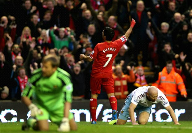 Rodgers: Suarez is priceless to Liverpool