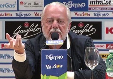 La réponse d'Aurelio De Laurentiis à Gonzalo Higuain