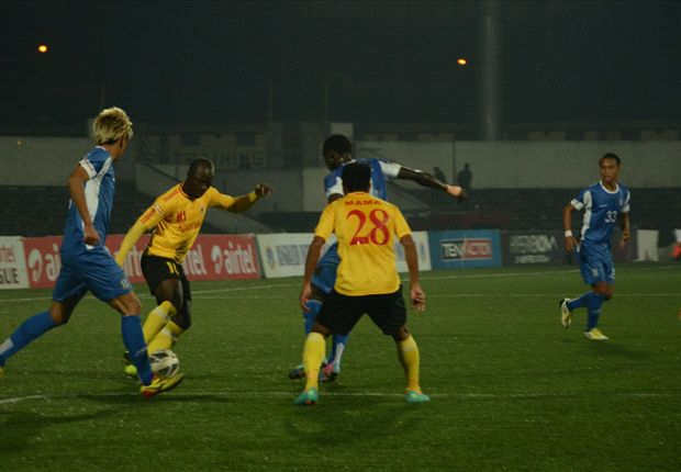 Rangdajied United FC 1-2 East Bengal: A late strike gives the Red and Golds a much needed win