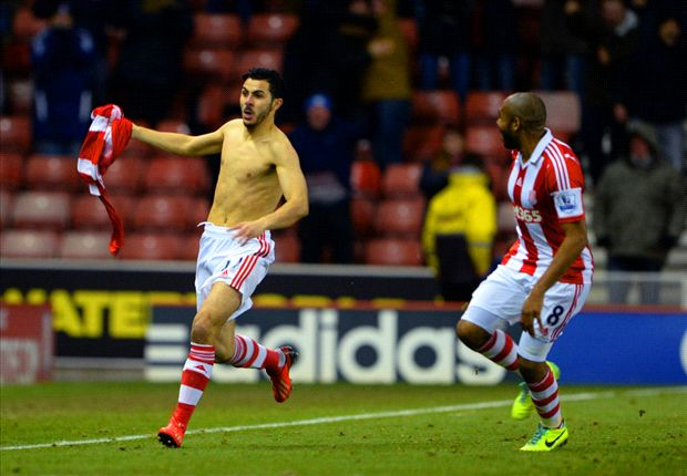 Stoke's Assaidi hoping Chelsea winner can lead to regular role