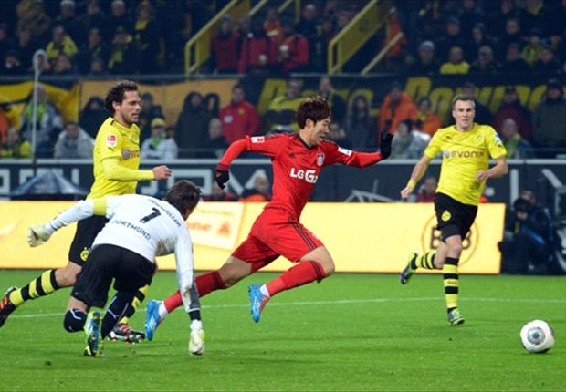 Borussia Dortmund 0-1 Bayer Leverkusen: Son strike leaves hosts' title hopes in tatters